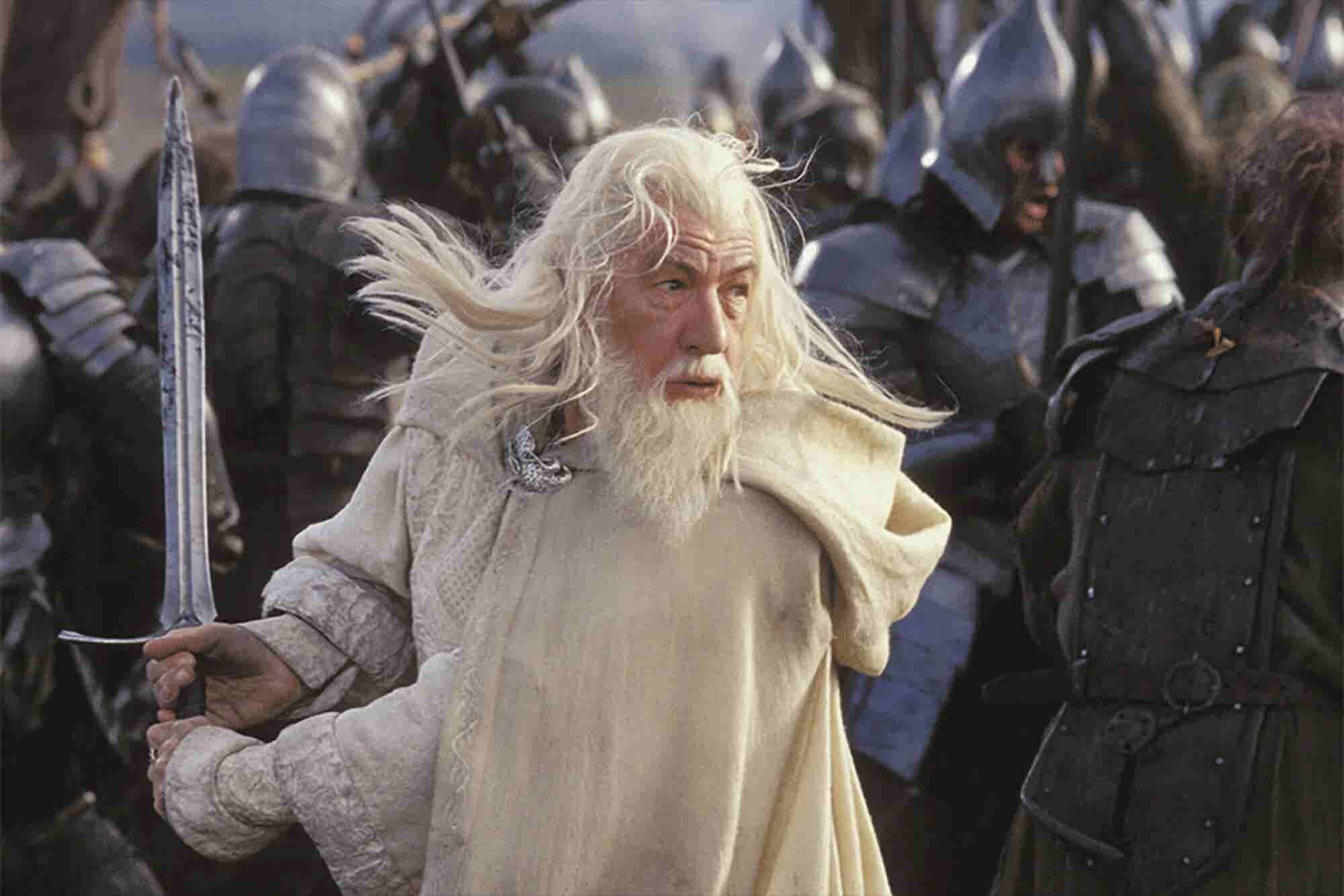 Architects Seek $2.9 Billion to Build 'Lord of the Rings' City