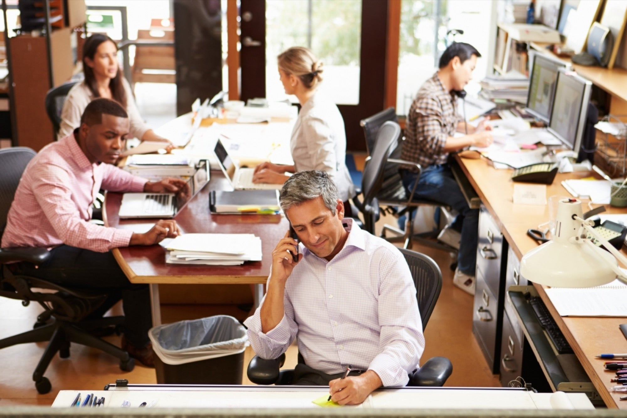 It's Official: Open Plan Offices Kill Productivity