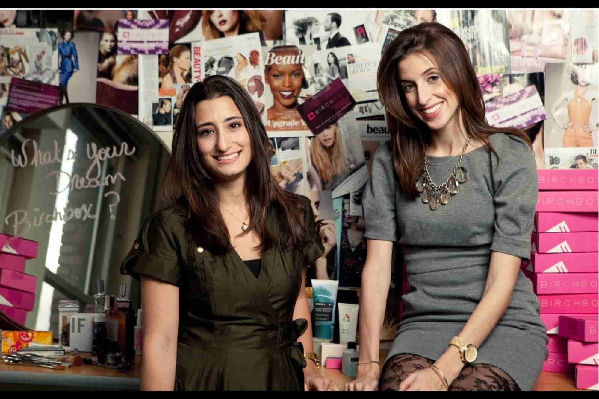 Hayley Barna Steps Down as Co-CEO of Birchbox
