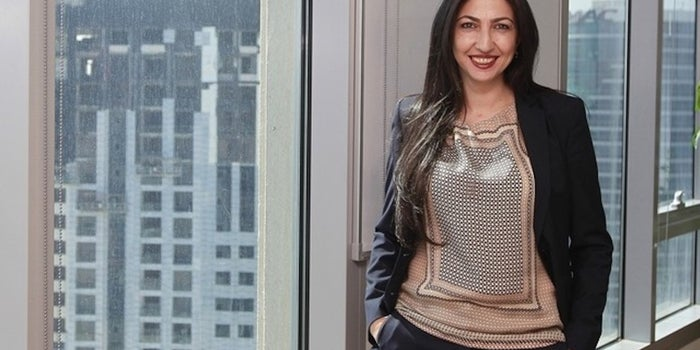 Paging DoctorUna: Reem Haj Ali Wants To Help You Find The Right Healthcare Provider