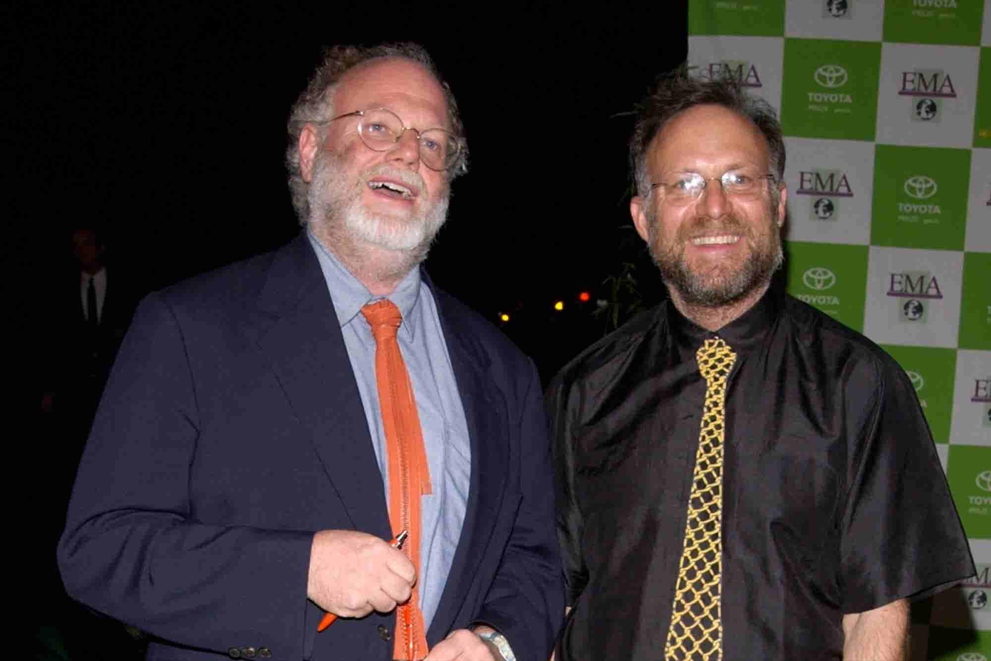 Ben Cohen & Jerry Greenfield