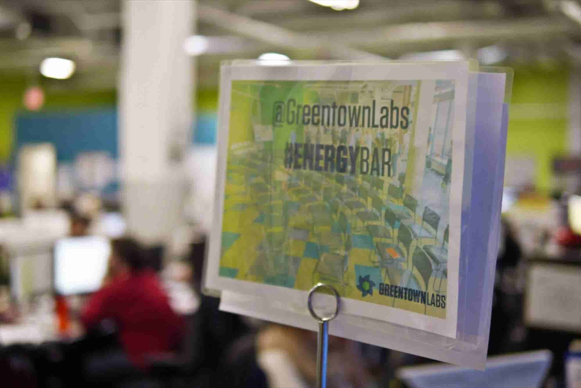 Greentown Labs Gives Green Energy Startups the Green Light