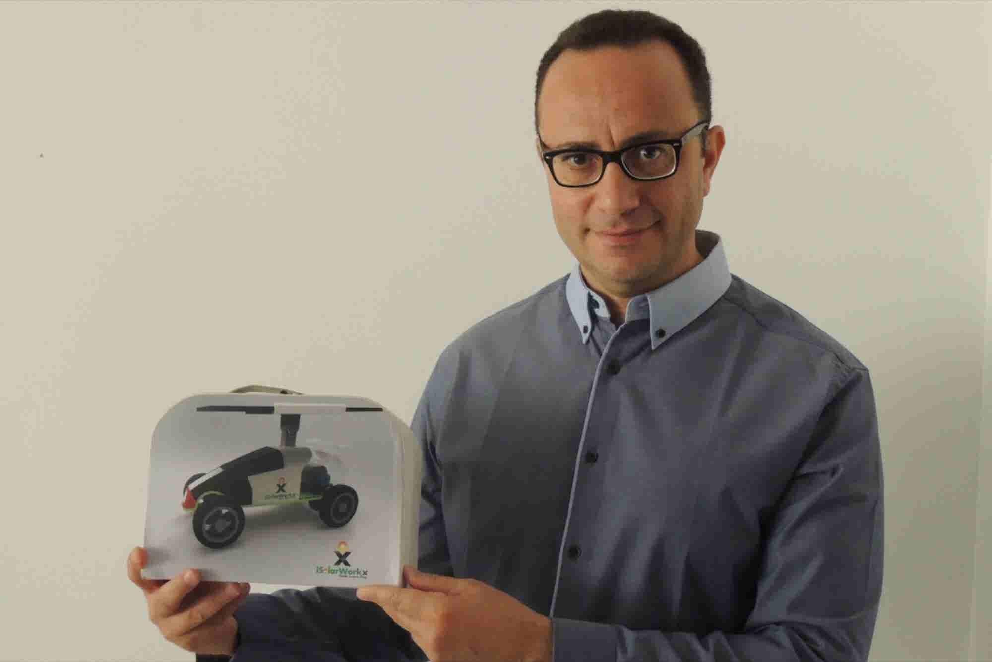 Five Minutes With Entrepreneur Ali Abdel Hafiz, Founder, iSolarWorkx