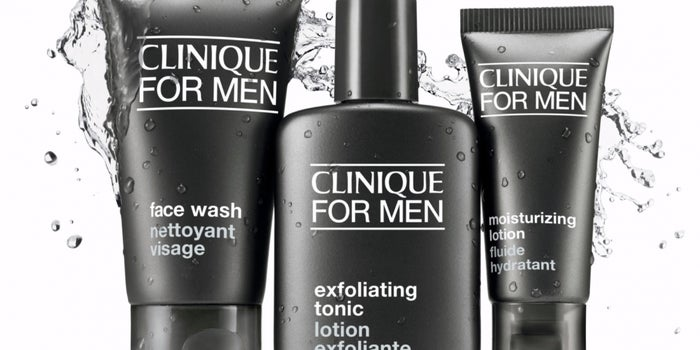 The Executive Selection: Clinique for Men