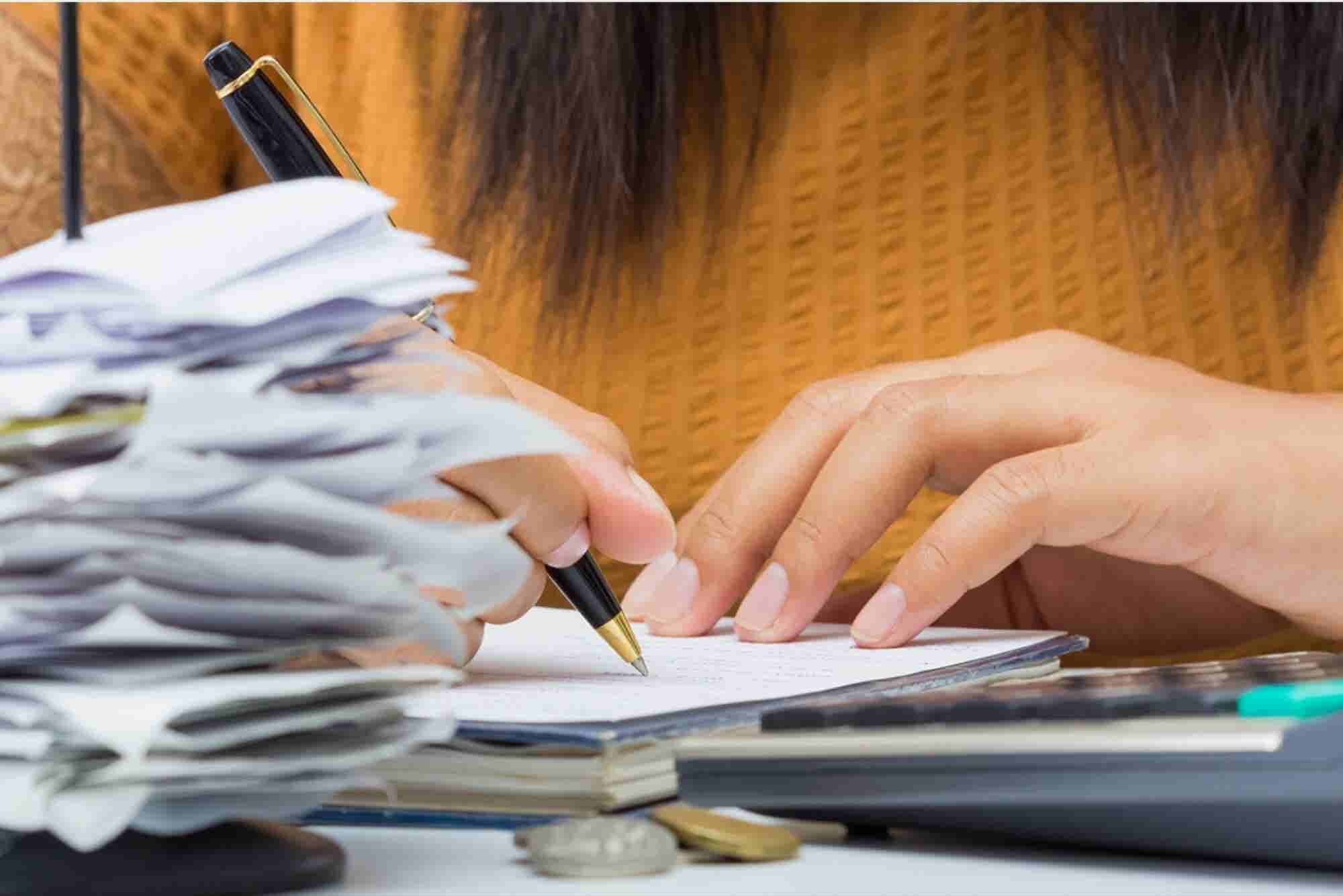 When Invoices Are Paid Late: the Crippling Effects Small Businesses Suffer (Infographic)
