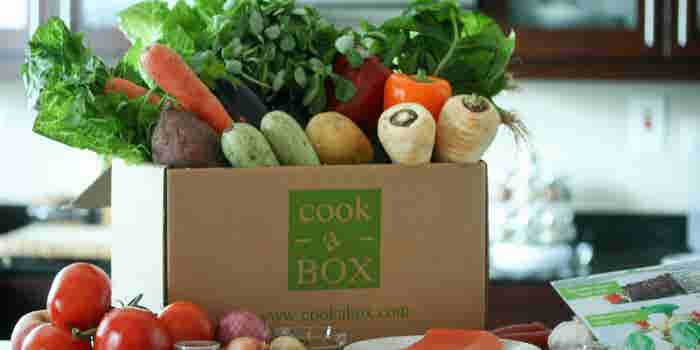 A Startup To Get You Cooking Healthy Meals: Cook-A-Box