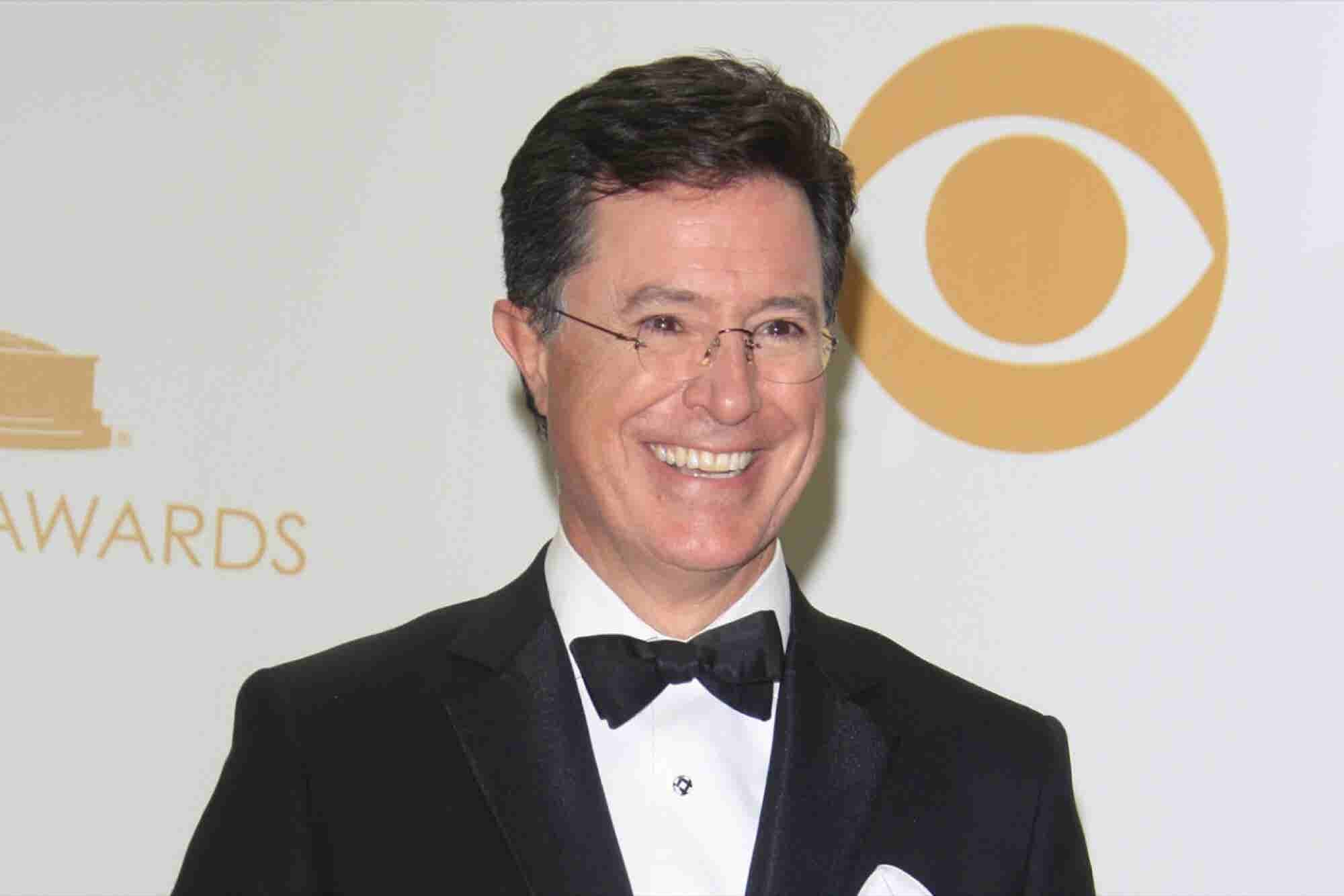 Stephen Colbert to Interview Elon Musk, Travis Kalanick During First Week of 'Late Show'