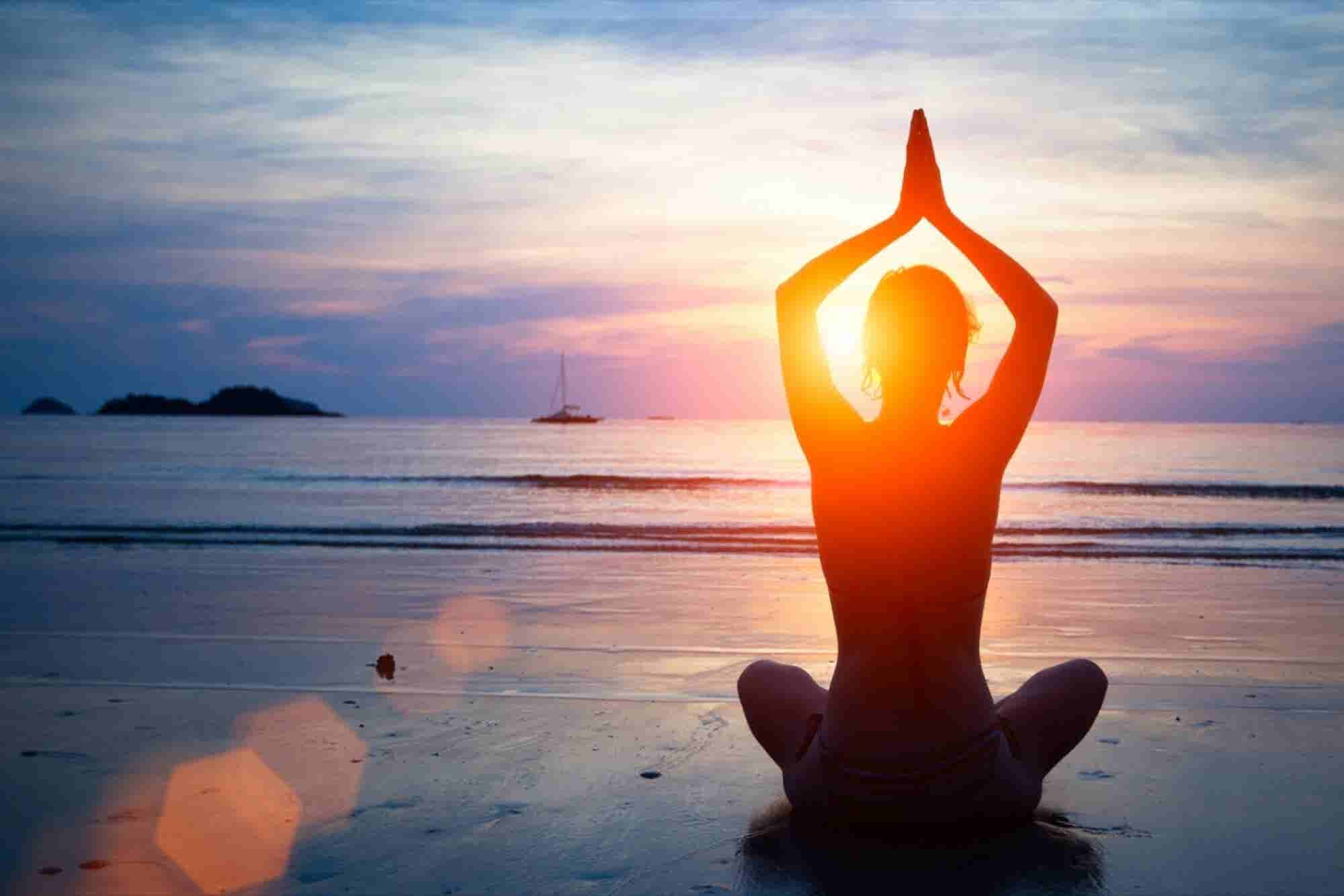 This New Study Gives You Another Excuse to Go to That Yoga Class