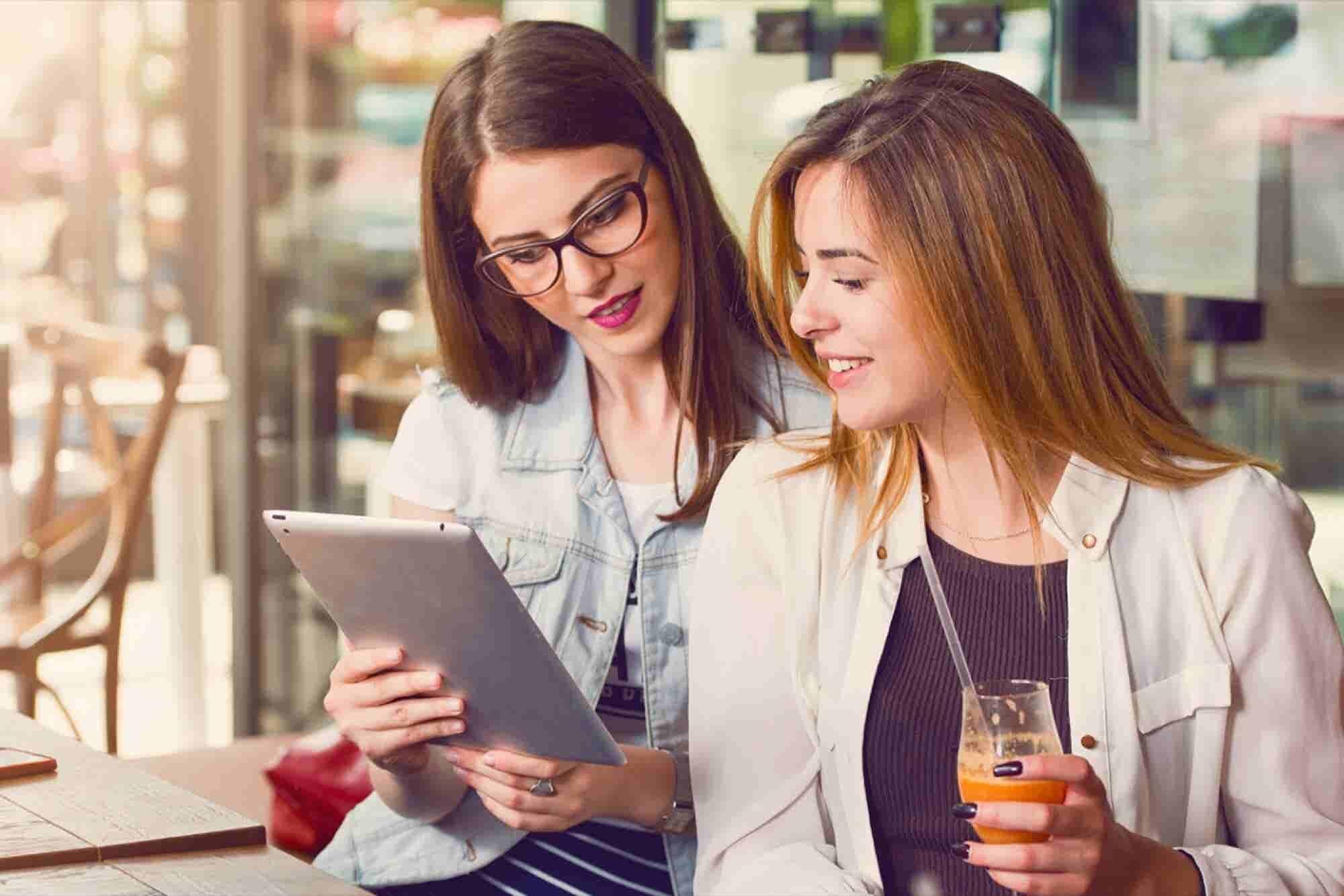 5-Point Advice To Women Tech Entrepreneurs