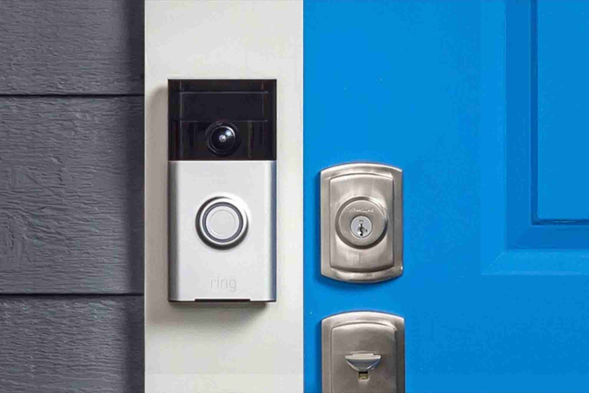 This Video Doorbell Lets You Answer Your Door With Your Smartphone