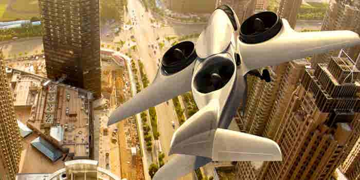 An Equity Crowdfunding Campaign Just Launched to Create a Private Jet-Slash-Helicopter Hybrid
