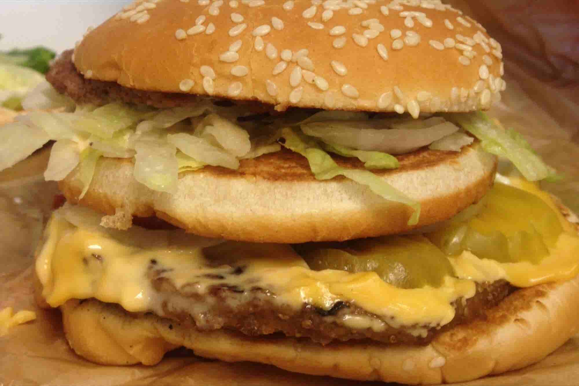 Here's What the McWhopper Would Actually Look Like