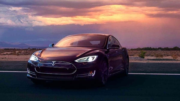 Tesla's New Model Makes History With Perfect Score From