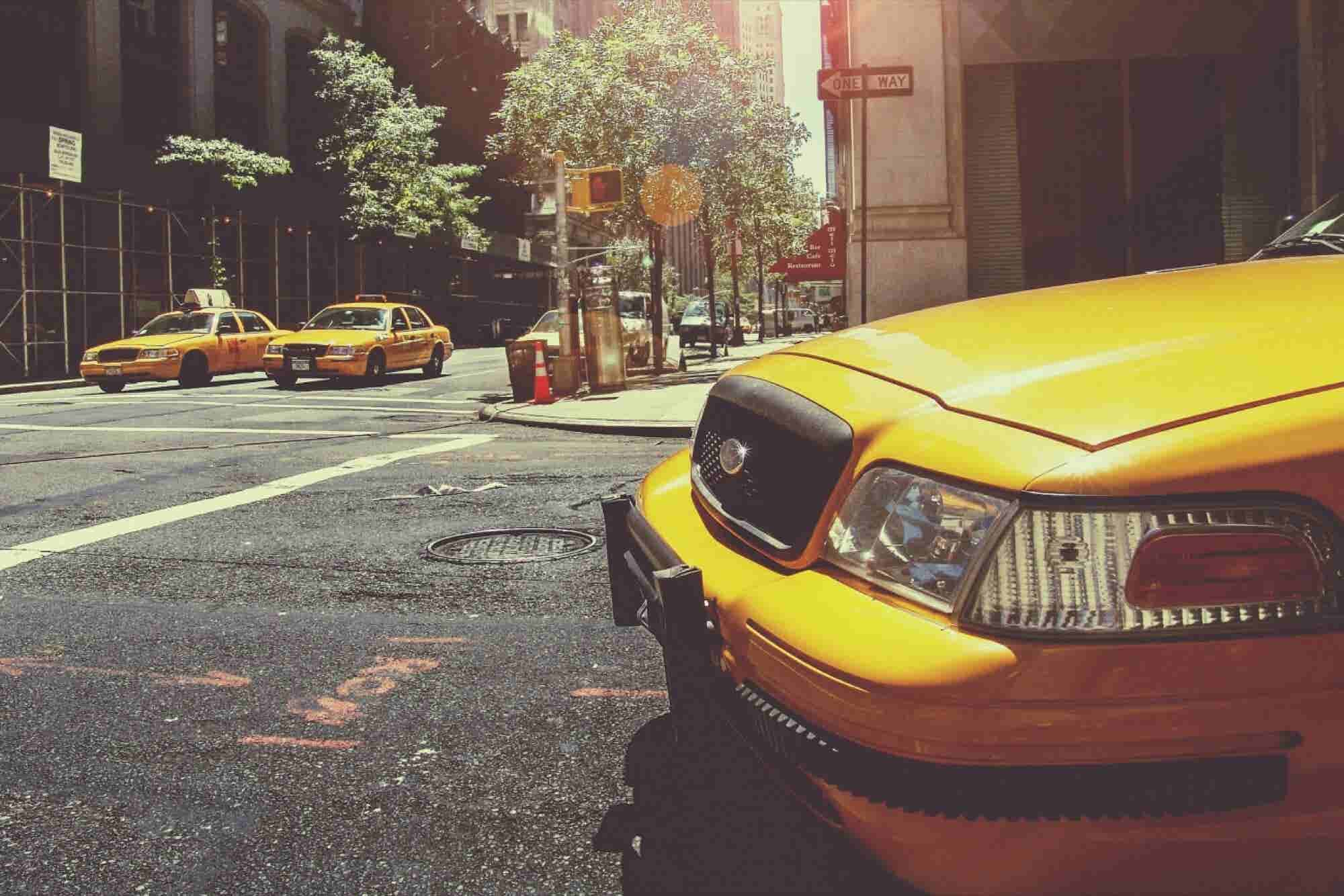 NYC Taxi Industry Takes Aim at Uber With New App