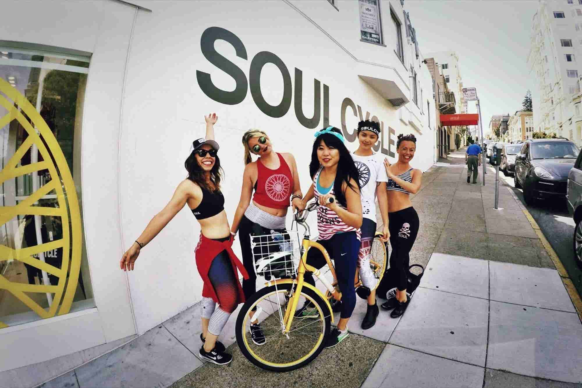 Lawsuit Claims SoulCycle 'Robs Customers' With Its Class-Purchasing Policy