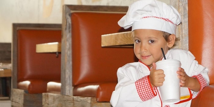 Taco Shop Gives 4-Year-Old Cancer Patient the Keys to the Kitchen