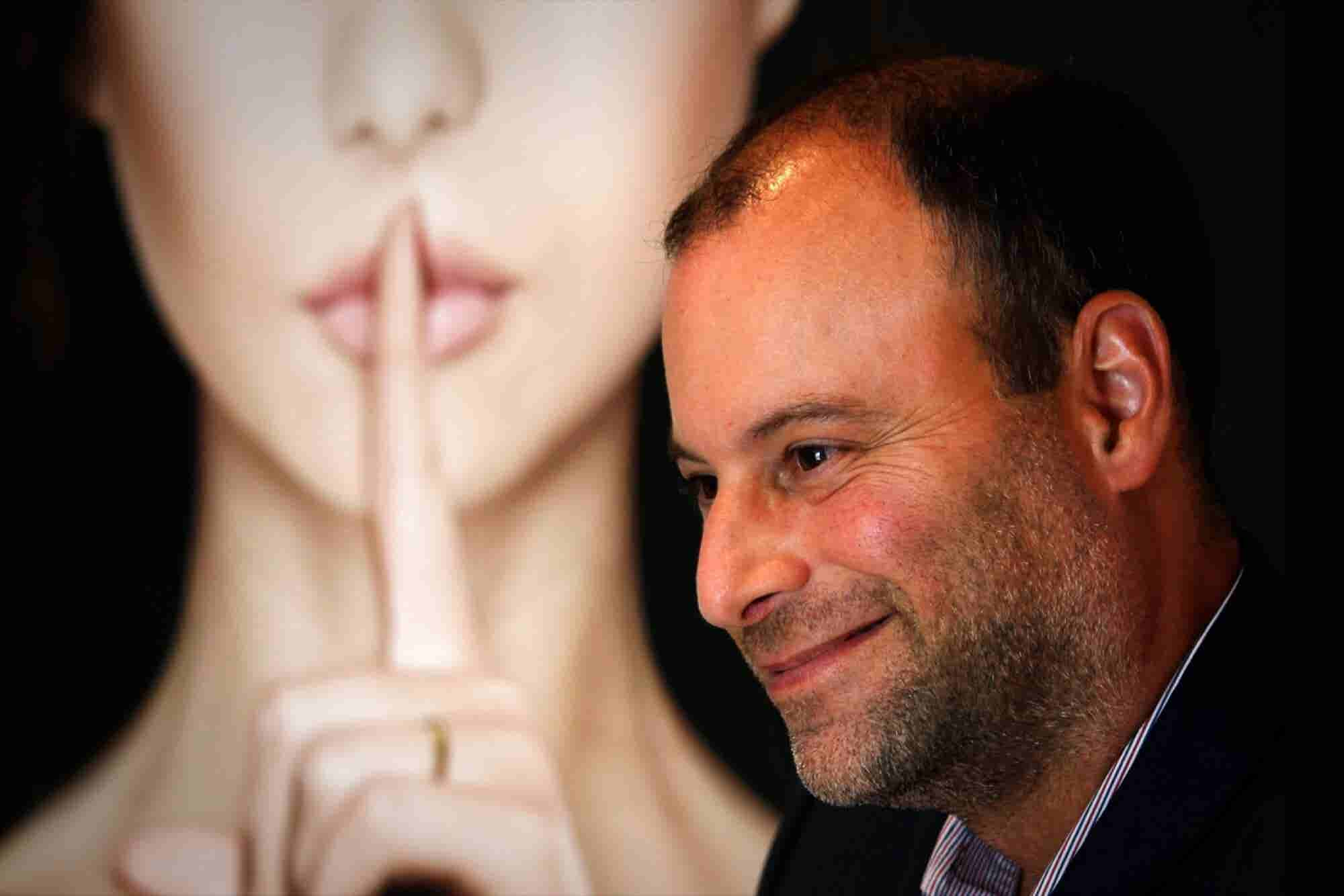 Ashley Madison CEO Is Stepping Down