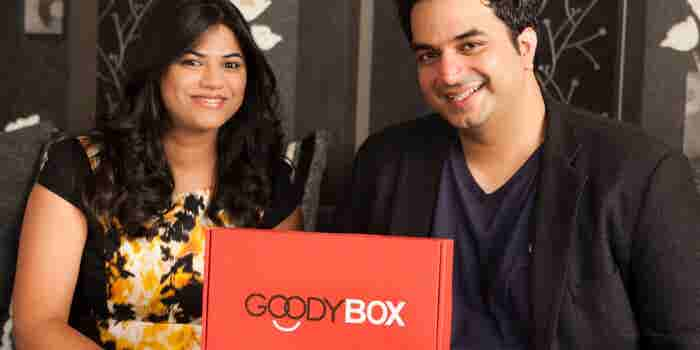 A Startup That Delivers Healthy Snacks To You: Goodybox