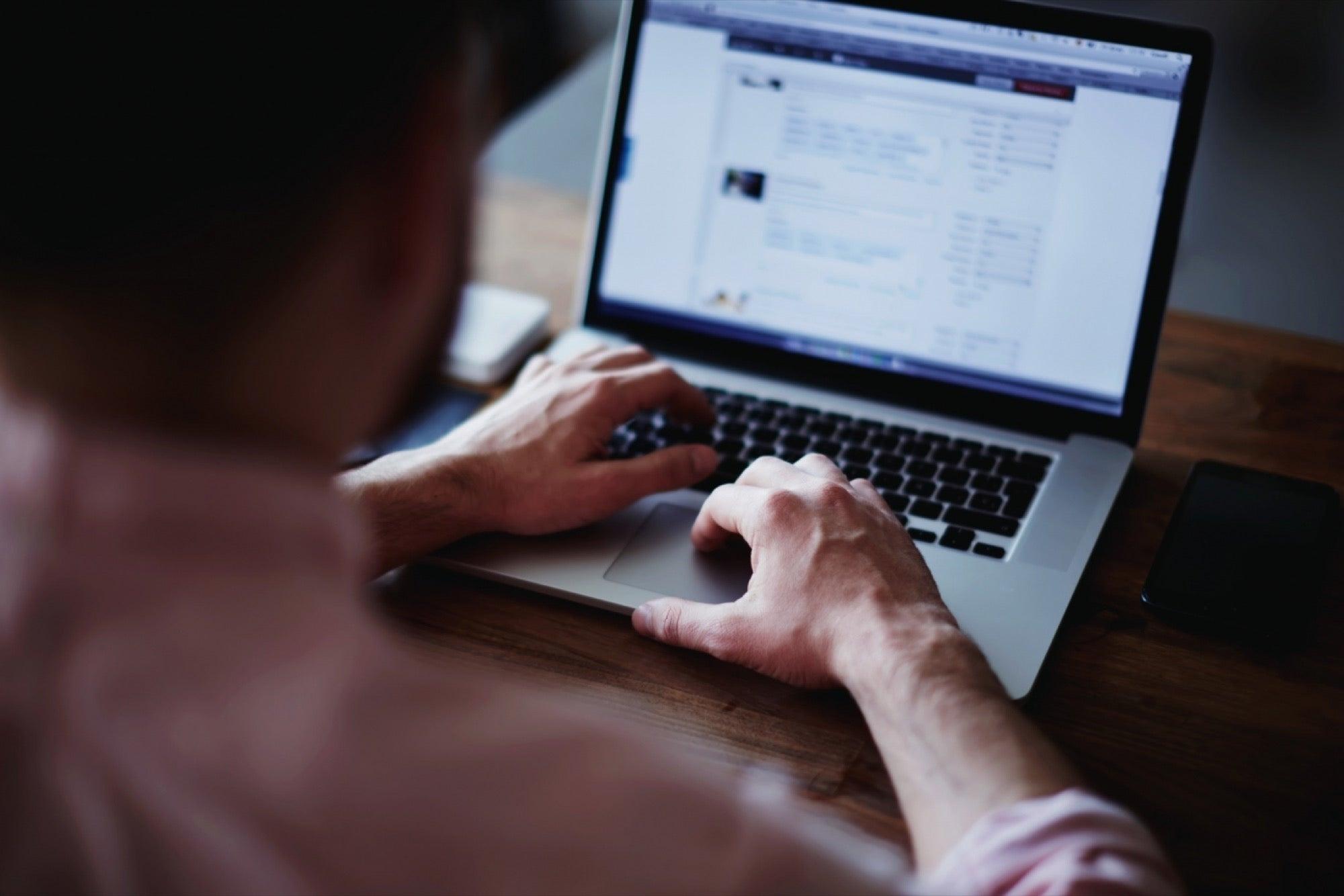 Entrepreneur pa internet