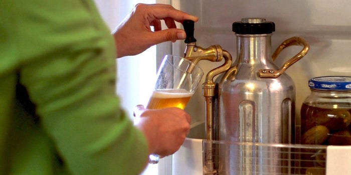 How This Beer Growler Went From Concept to Market