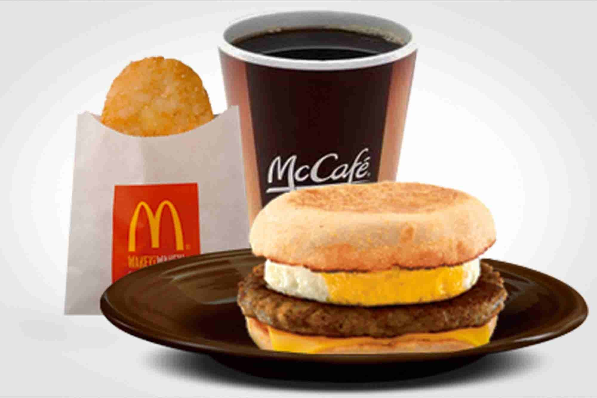McDonald's Sales Surge as All-Day Breakfast Proves a Hit With Customer...