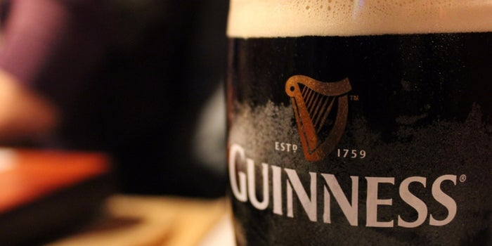 Guinness Minus the Alcohol? It's Now for Sale in Indonesia.