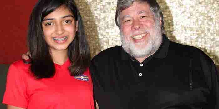 9 Things Steve Wozniak Told the 14-Year-Old Student Who Just Interviewed Him