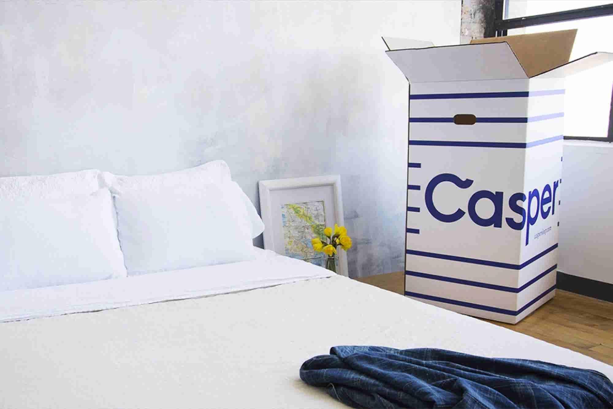 Sleep Startup Casper Is Reimagining Labor Day Mattress Sales With This...