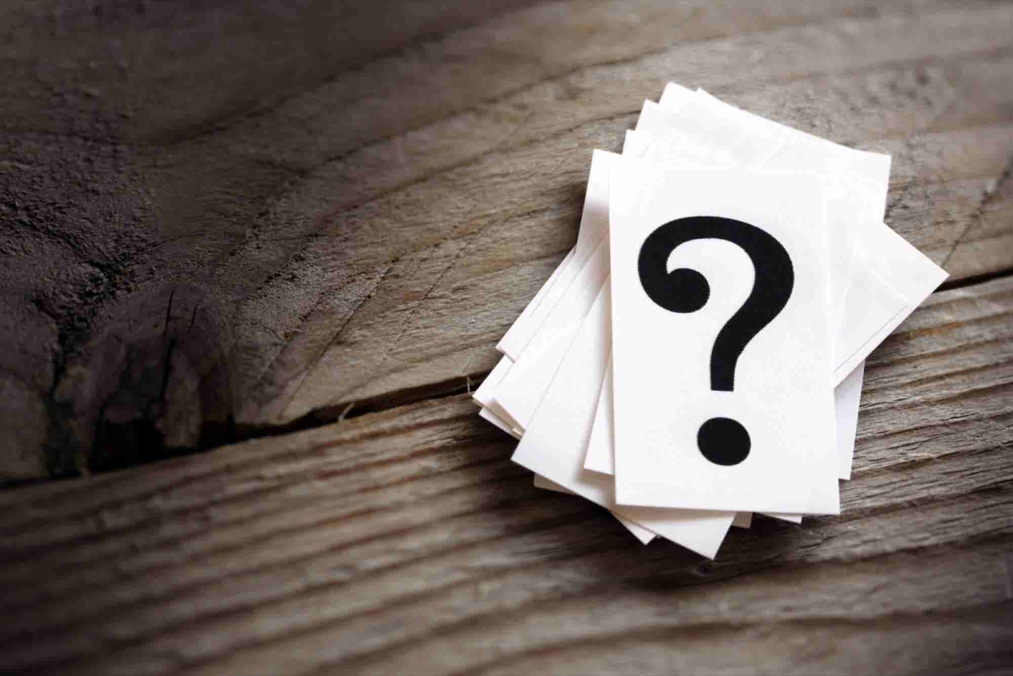 5 Questions to Help You Find Out Why You Really Want to Be an Entrepreneur