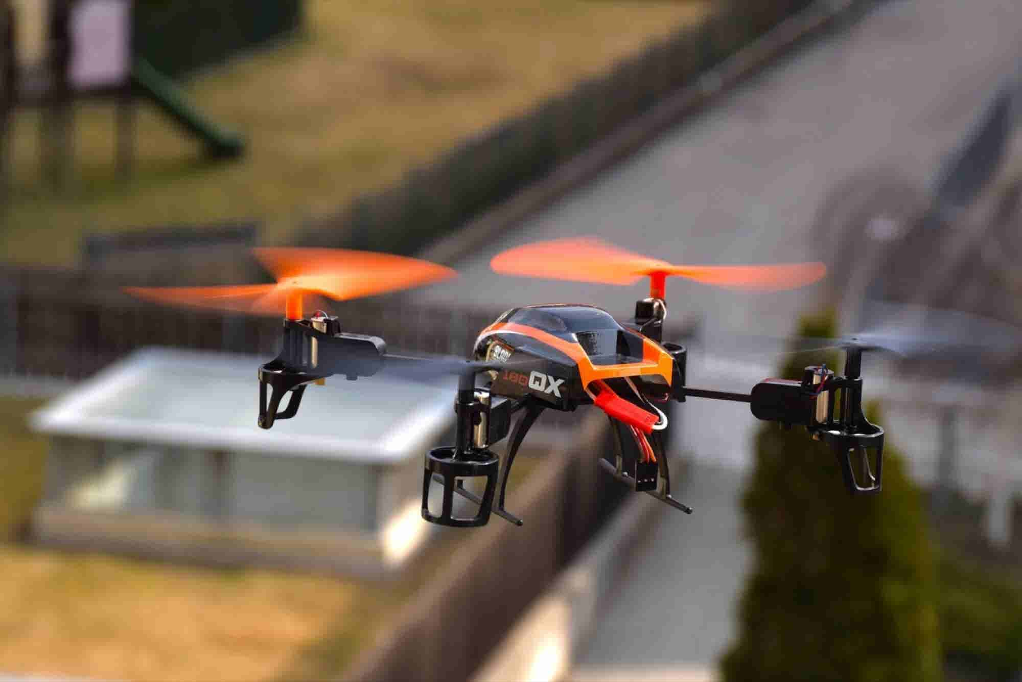 Man Arrested After Crashing Drone at U.S. Open