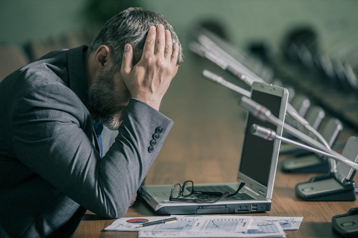 10 Things That Stress Out Entrepreneurs More Than Anything