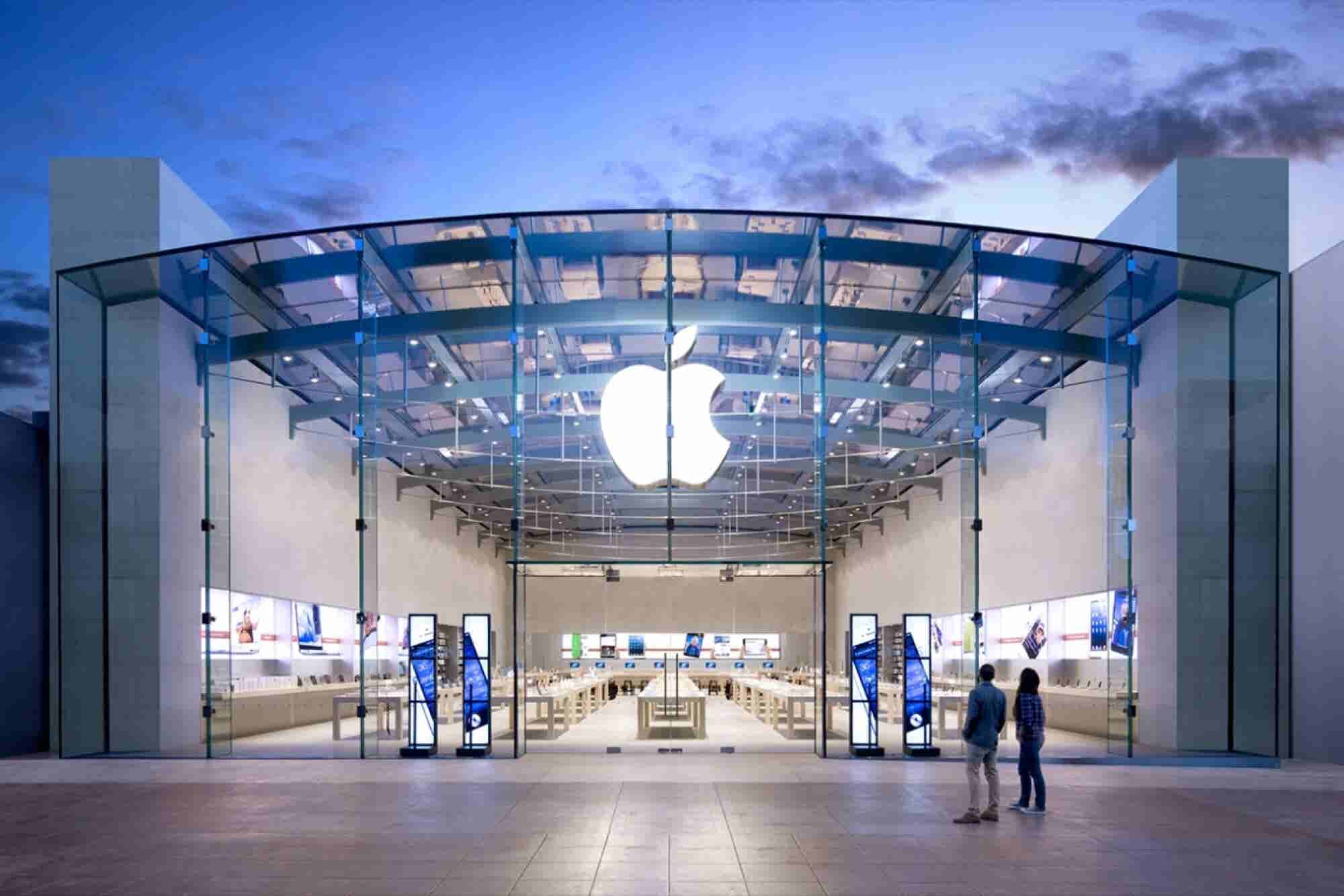 Apple Is Quietly Creating a New Indoor Mapping System