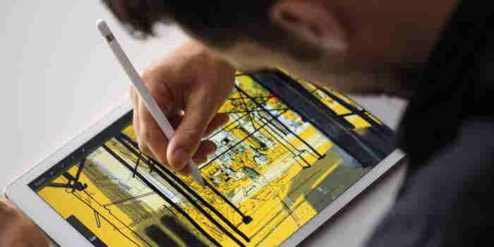 Apple Unveils the iPad Pro, Its Biggest Tablet Yet