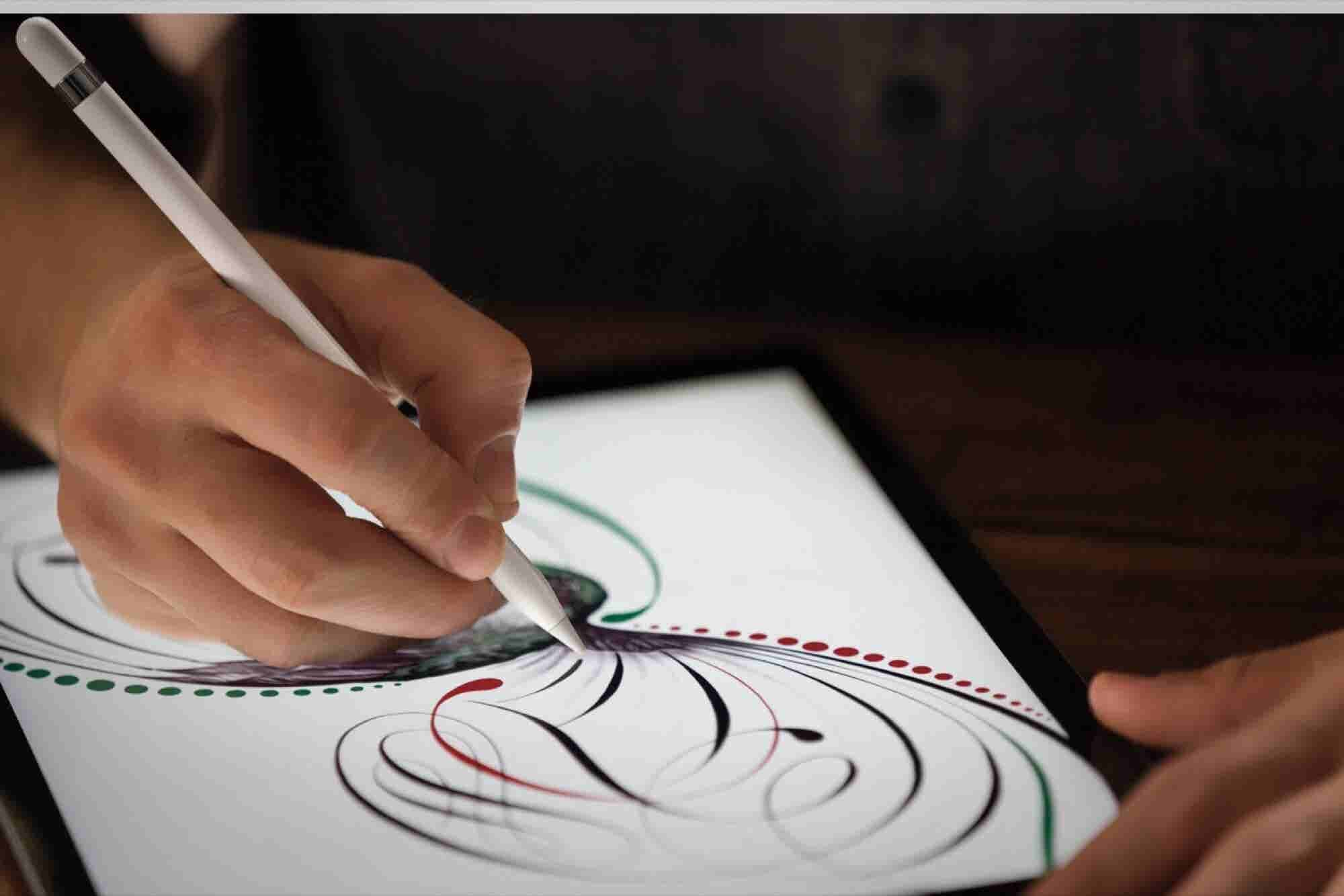 Steve Jobs Would Not Have Liked the Apple Pencil