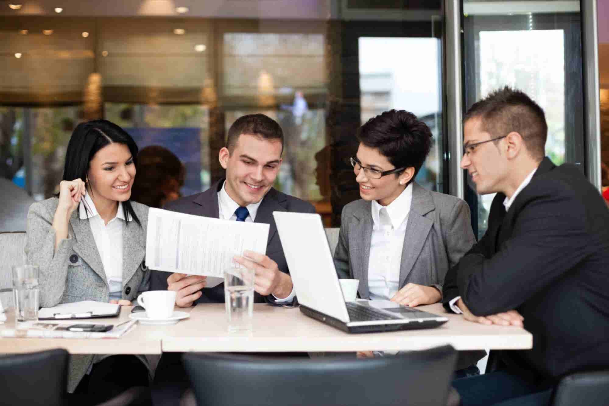 4 Ways to Build Business Relationships With Knowledge-Sharing