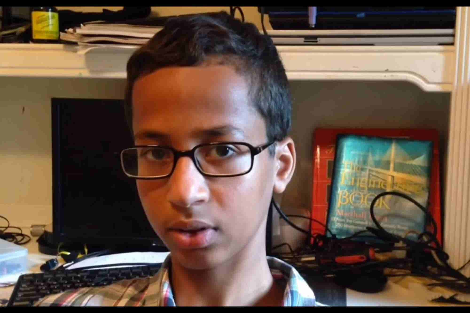 Why This 14-Year-Old Student Was Arrested Over a Clock