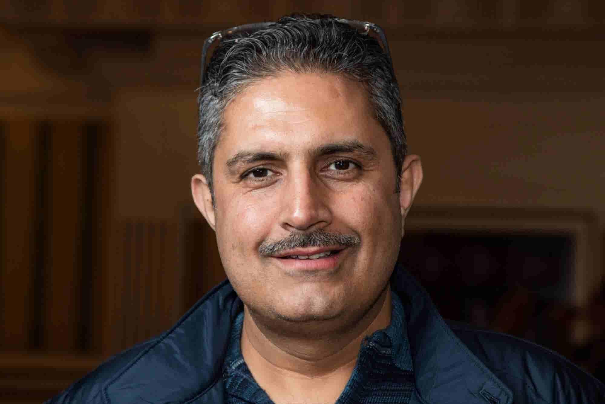 Five Minutes with Entrepreneur Prashant K. Gulati, President, TiE Dubai