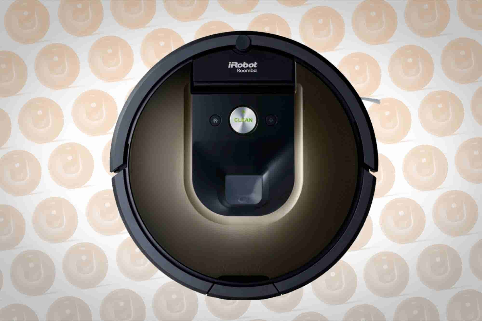 Roomba Once Was Blind, But Now It Sees