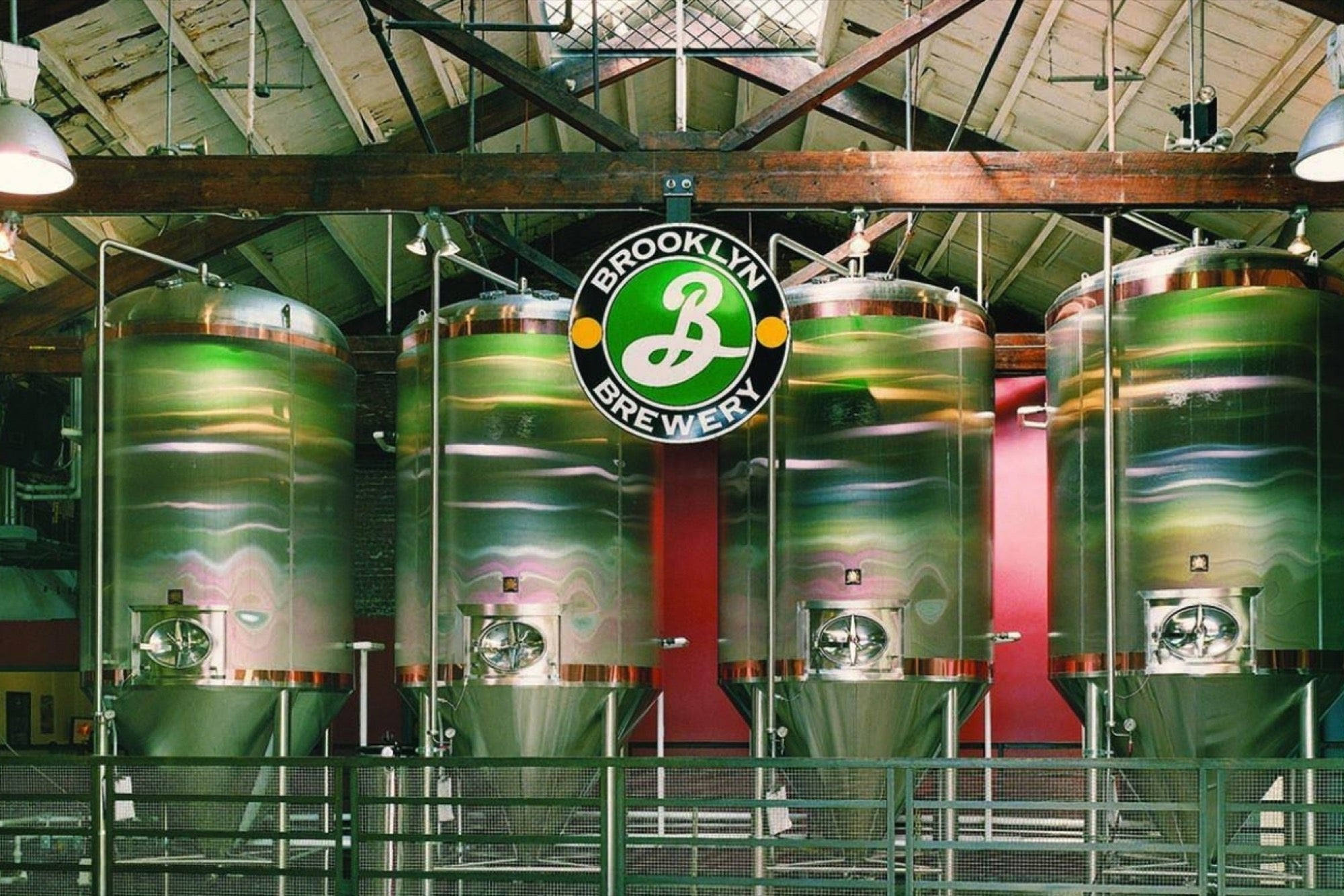 The Story Behind Brooklyn Brewery S Iconic Label
