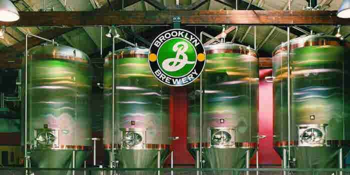 The Story Behind Brooklyn Brewery's Iconic Label