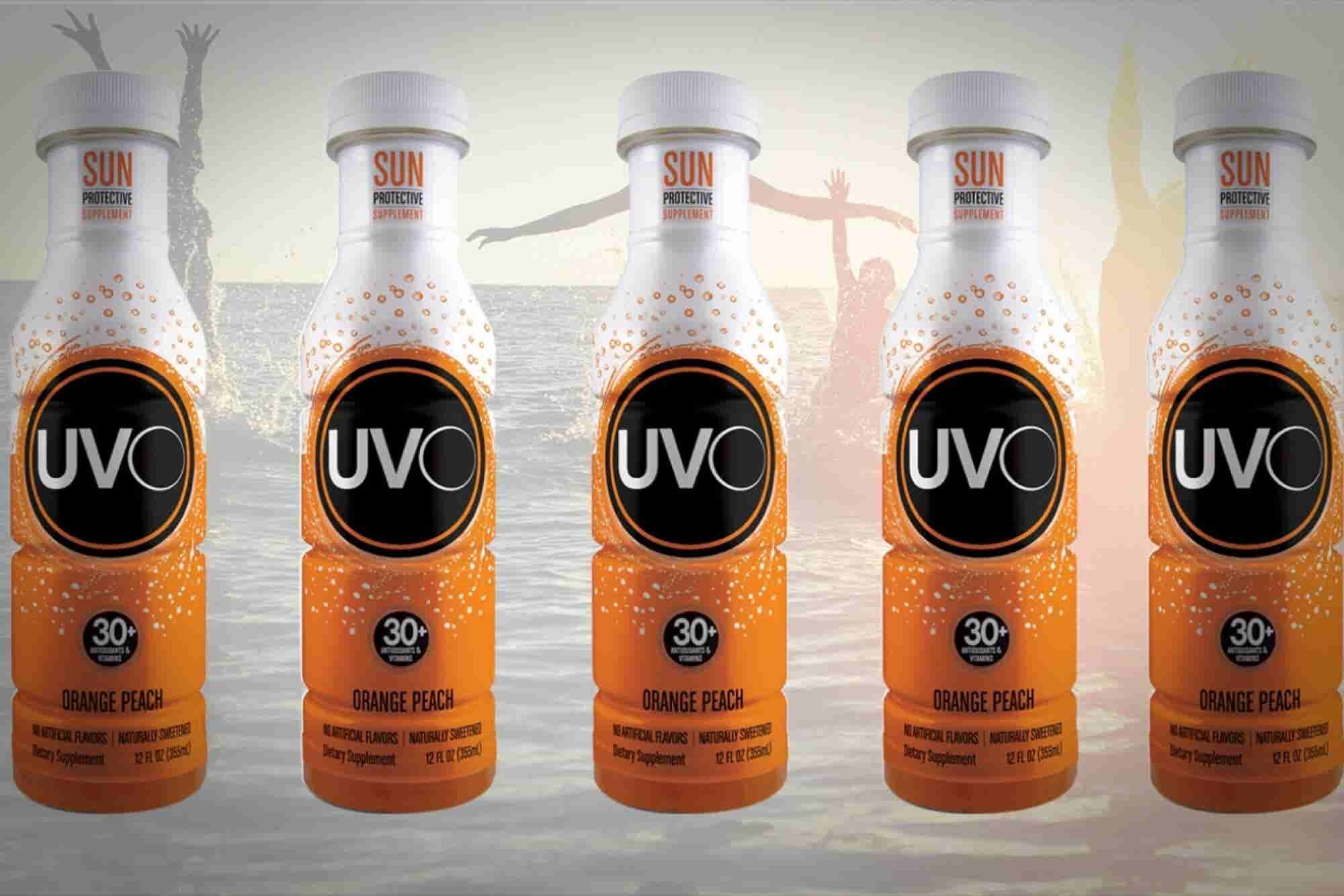 Would You Drink This Sweet, New Sunscreen? Yes, We Said Drink.