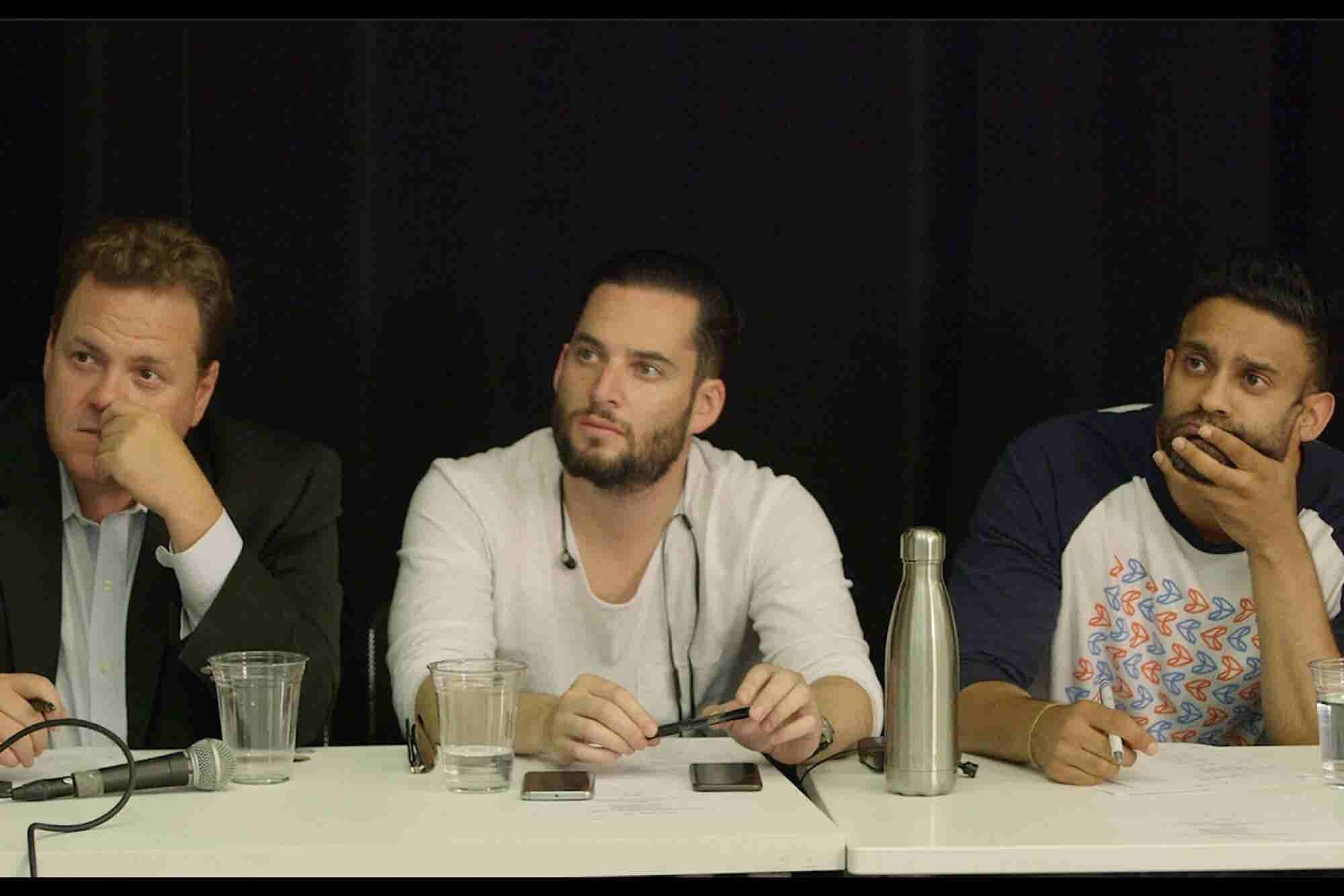 Watch These Entrepreneurs Pitch Their Startups to Judges from Techstars and AlleyNYC (VIDEO)
