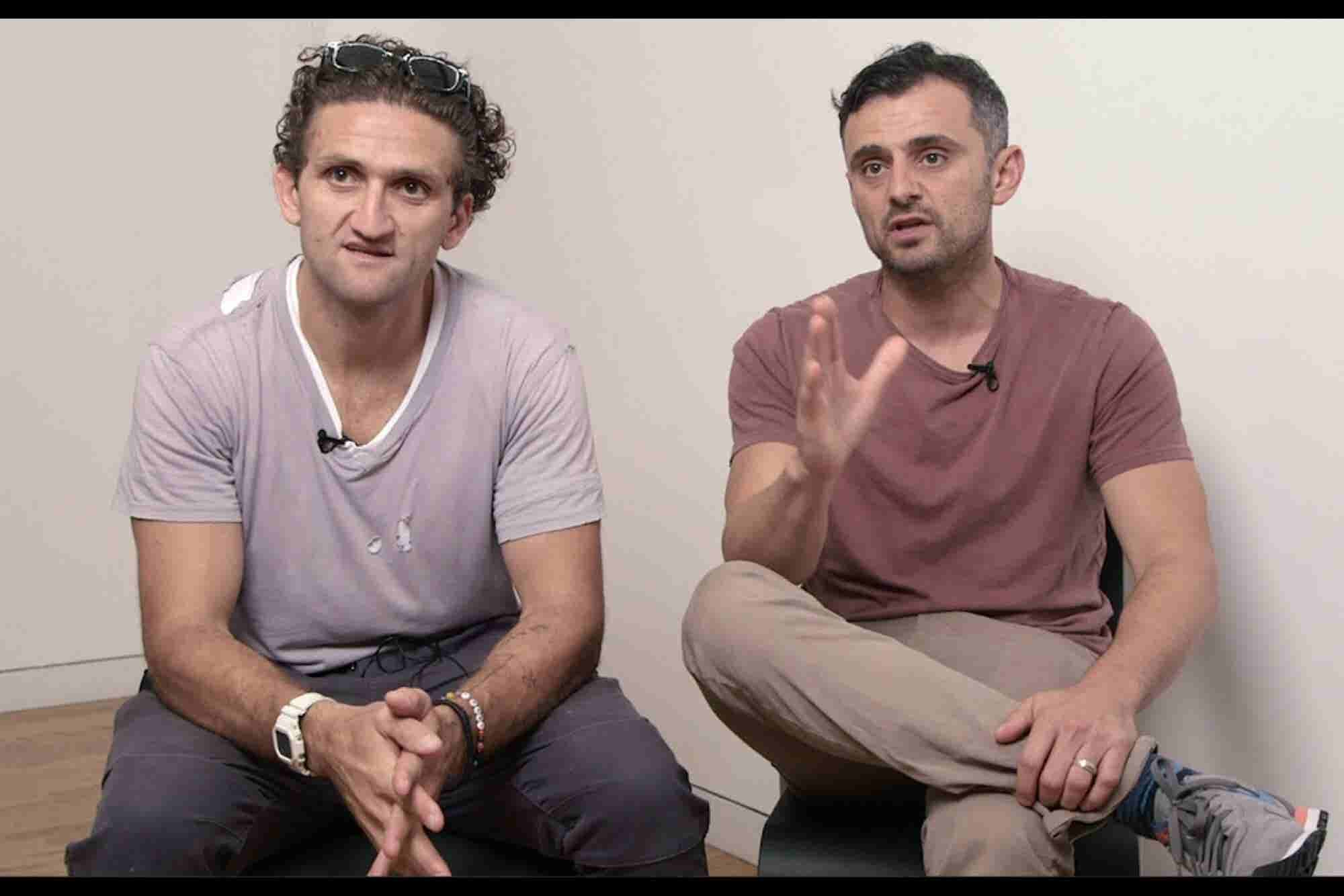 What Amazes Gary Vaynerchuk and Casey Neistat