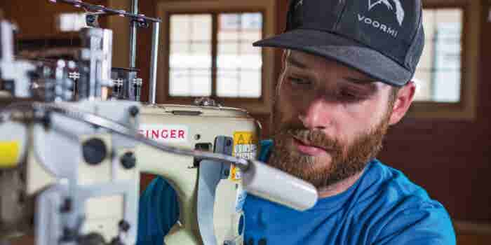 How an Outdoor-Clothing Company Is Building Up Manufacturing in Mountain Towns