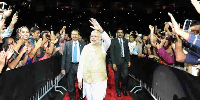 5 key takeaways from Narendra Modi's speech at India-US Startup Konnect 2015