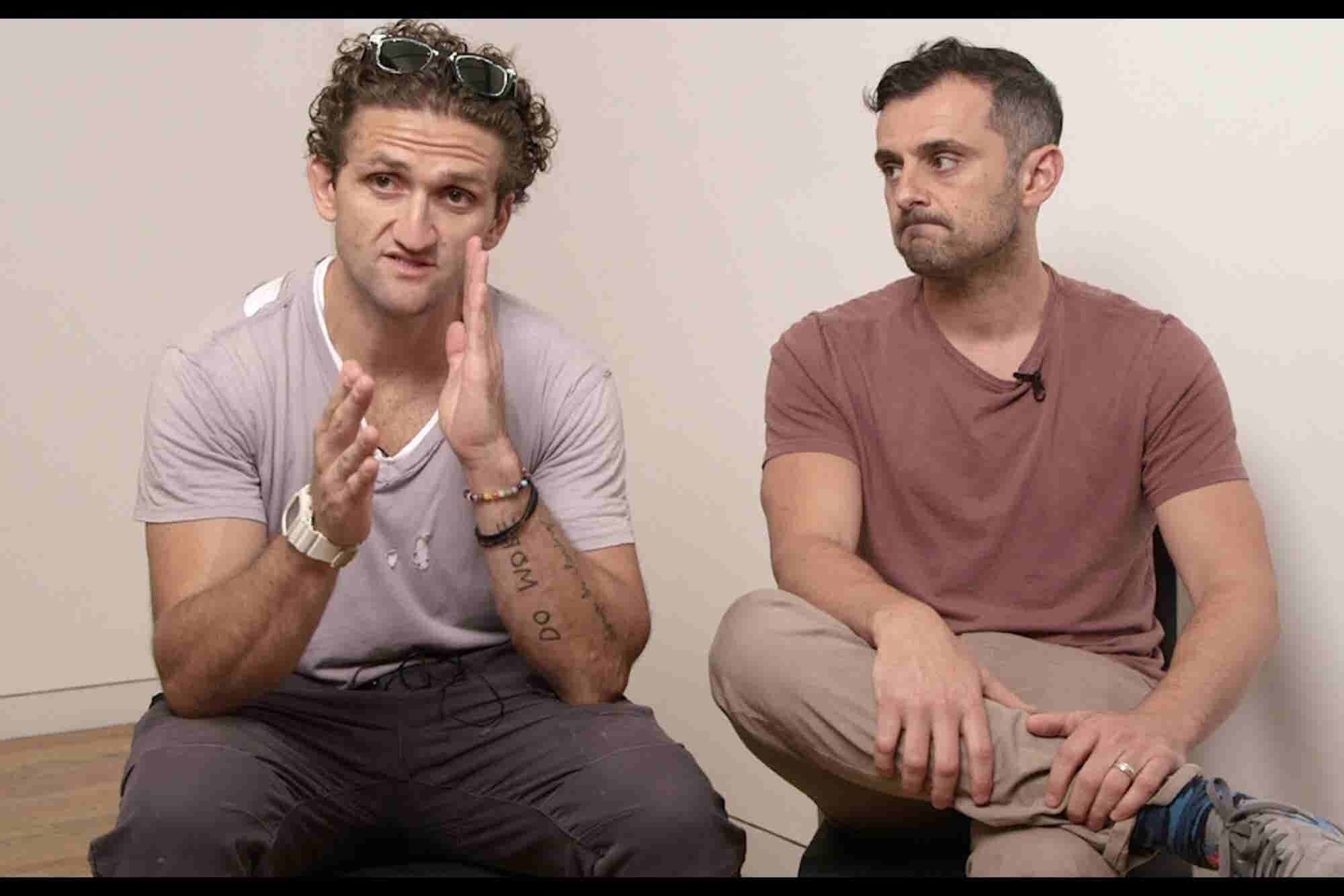 Gary Vaynerchuk and Casey Neistat Use These Skills the Most