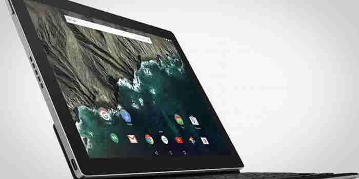 Meet Google's New 'Pixel C' Tablet