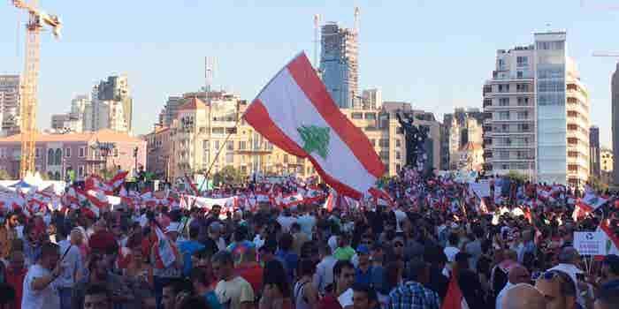 Lebanon's Garbage Crisis Sparks Uprising