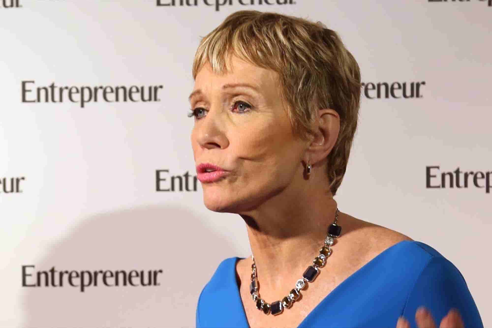 Barbara Corcoran: Every Insult is an Opportunity -- Weekly Tips