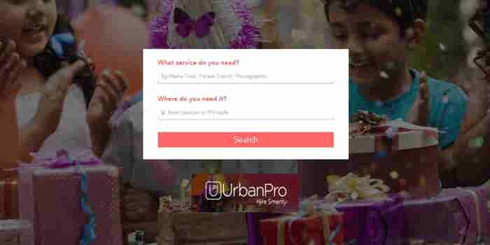 Now finding skilled professionals becomes easy with UrbanPro